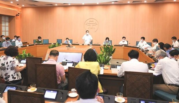 COVID-19: Hanoi closes cinemas, spas, massage parlours from May 5 hinh anh 1