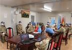 "Vietnam's ""blue beret"" medical soldiers fulfil mission despite COVID-19"