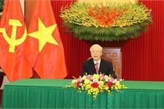 Vietnam always treasures special ties with Cuba: Party chief