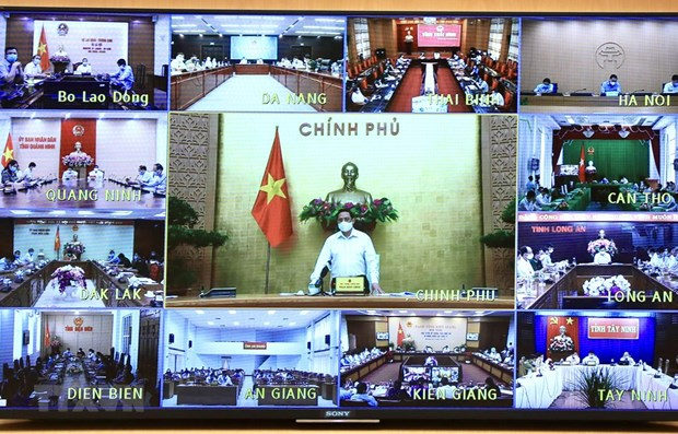 Highest priority now lies on COVID-19 prevention, control: PM hinh anh 1