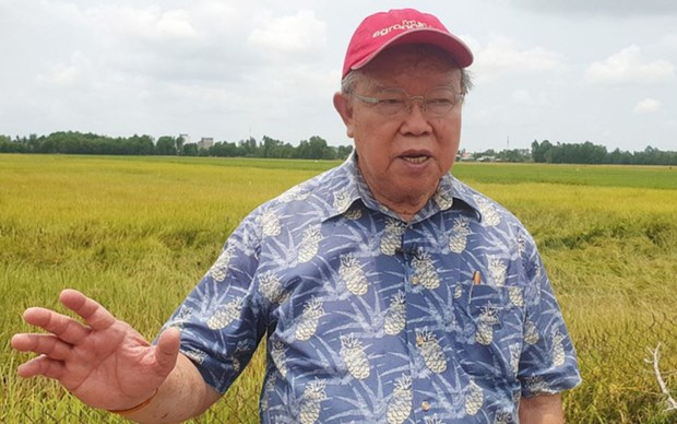 Japan's Order of the Rising Sun conferred upon Vietnamese scientist hinh anh 1