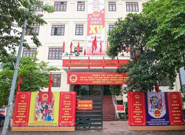 Vietnam ready for Election Day on May 23 hinh anh 1