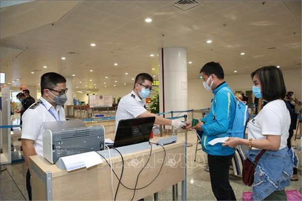 Entry into Vietnam suspended, restricted: spokesperson