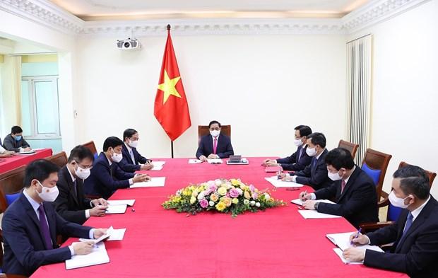 PMs look to boost Vietnam – Japan partnership hinh anh 2