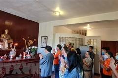 Overseas Vietnamese commemorate President Ho Chi Minh