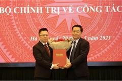 Nhan Dan Newspaper has new Editor-in-Chief