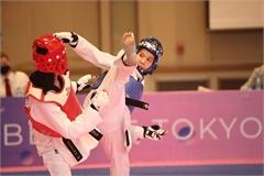 Taekwondo athlete secures Vietnam's eighth Olympic berth