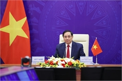 Remarks by PM Pham Minh Chinh at 26th International Conference on the Future of Asia