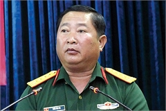 High-ranking military officer dismissed from Party posts