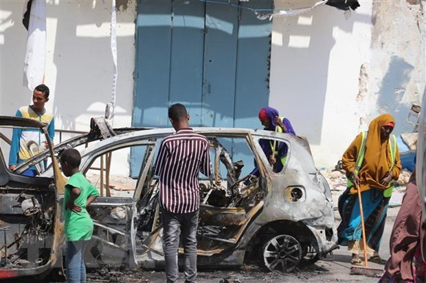 Vietnam condemns violence, terrorist attacks against civilians in Somalia hinh anh 1