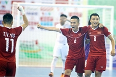 Vietnam win berth for 2021 FIFA Futsal World Cup