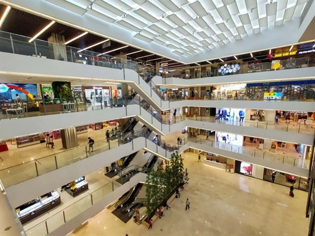 E-commerce changing domestic retail property market hinh anh 1