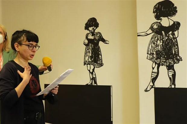 """Germany exhibition to spotlight """"the Tale of Kieu"""" from new angle hinh anh 1"""