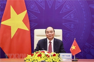 US President hopes for stronger cooperation with Vietnam in climate change response