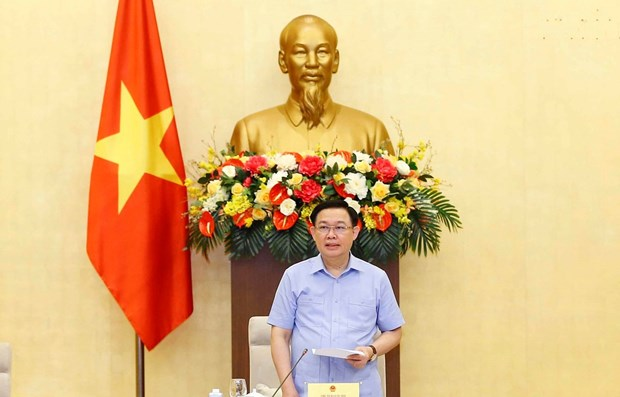 NA Chairman urges stepping up vaccine strategy hinh anh 1
