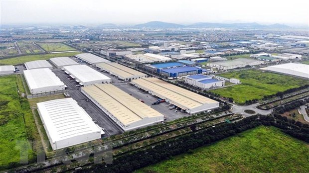 Foreign investors attracted to industrial property hinh anh 1