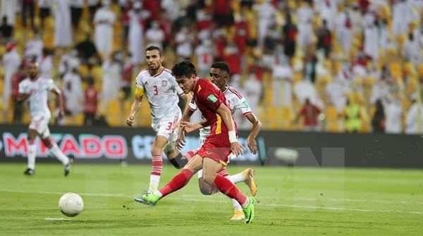 Vietnam advance to third round of World Cup qualifiers for first time hinh anh 2