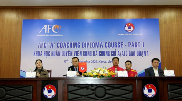 VFF recognised as A Level member of AFC hinh anh 1