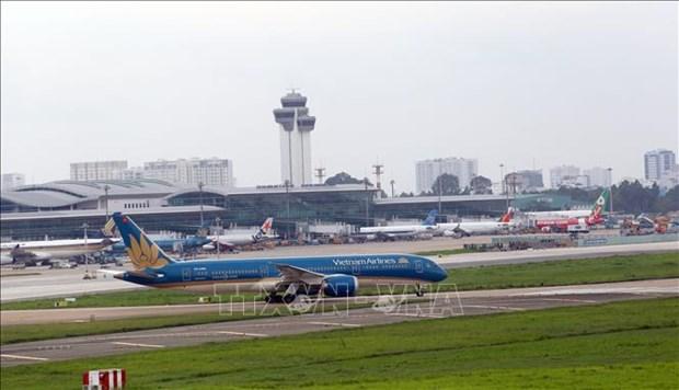Flights to central region destination temporarily suspended