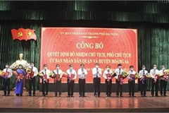 Hoang Sa island district has first Vice Chairman