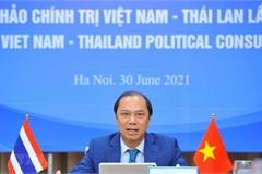 Eight Vietnam-Thailand political consultation held