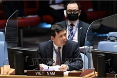 Vietnam-co-initiated Group of Friends on UNCLOS debuts in New York