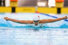 Top swimmer to take part in third Olympics in Tokyo