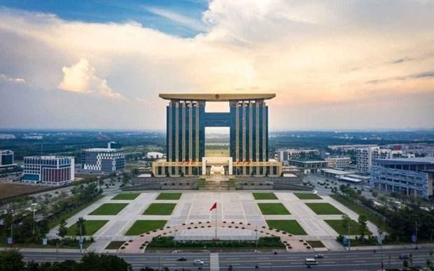 Binh Duong named in Top7 Intelligent Communities of 2021
