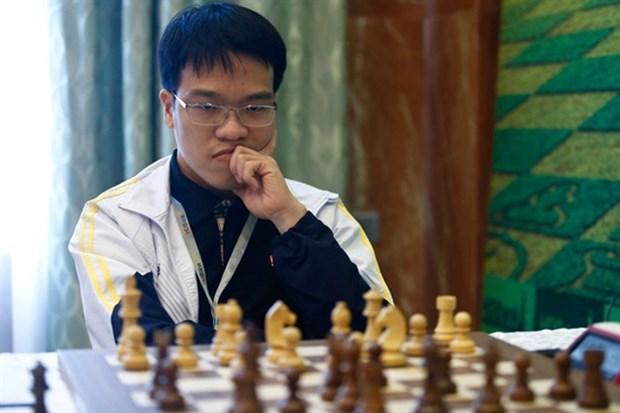 Vietnam's top chess star advances to Banter Blitz Cup quarterfinals hinh anh 1