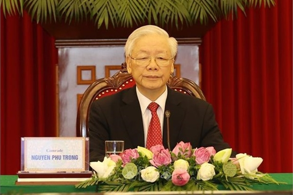 Party chief attends CPC and World Political Parties Summit