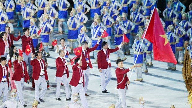Vietnam to send 43-strong delegation to Tokyo 2020 Olympics hinh anh 1