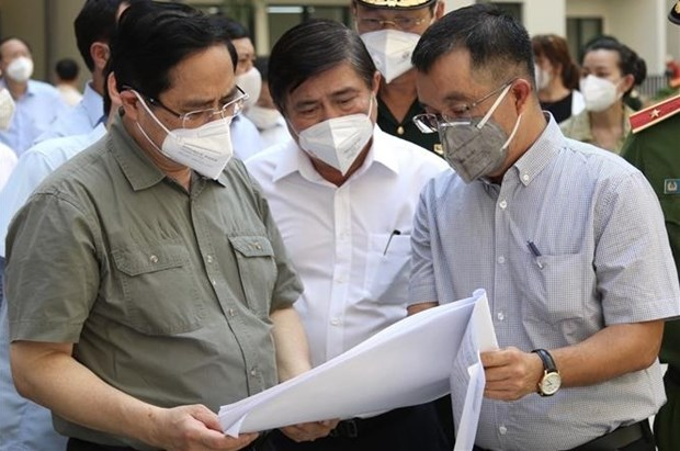 HCM City to be prioritised in vaccine supply: PM hinh anh 2