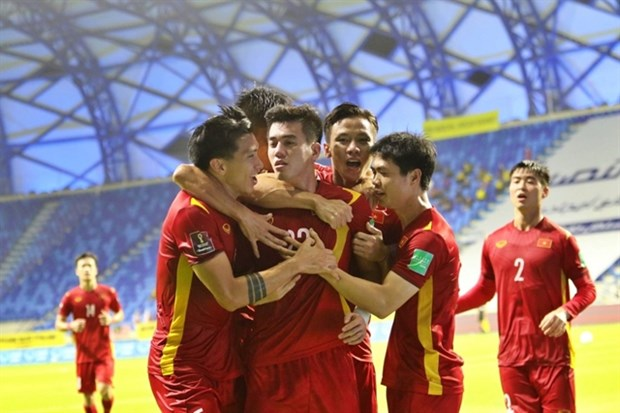 Vietnam's national team to play World Cup qualifiers at home hinh anh 1