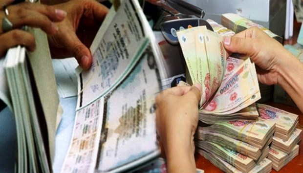 Vietnam expects to raise 120 trillion VND worth of G-bonds in Q3 hinh anh 1