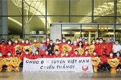 Vietnamese athletes enter Tokyo Olympic village