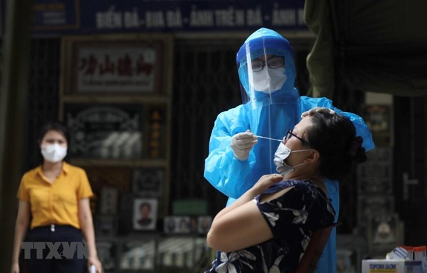 Vietnam reports 4,195 new COVID-19 infections on July 19