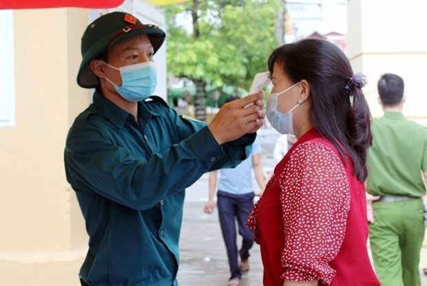 Over 70 pct of workers in Quang Ninh's IPs vaccinated hinh anh 1