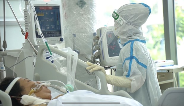 Five national COVID-19 ICUs to be established hinh anh 2