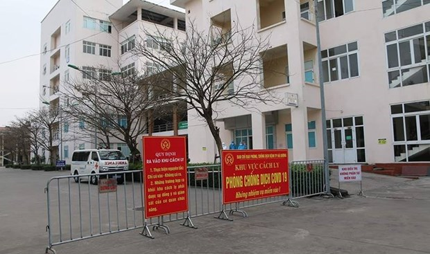 Hanoi: All returnees from pandemic-hit areas quarantined at dedicated facilities hinh anh 1