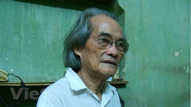 Veteran writer Son Tung passes away at 93 hinh anh 1