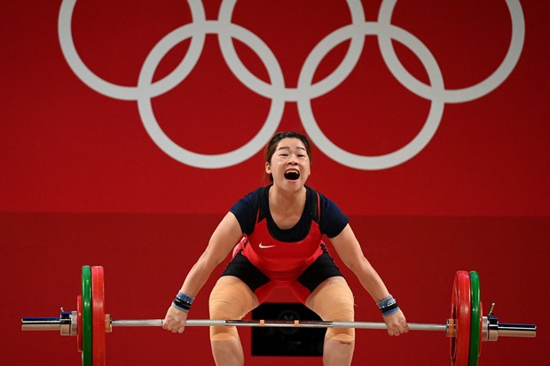 Tokyo 2020 Olympics: Hoang Thi Duyen unable to bring home medal hinh anh 1