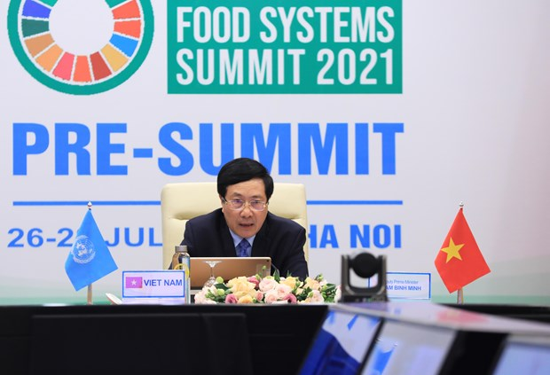 Vietnam hopes to become food innovation hub of Asia: Deputy PM hinh anh 1