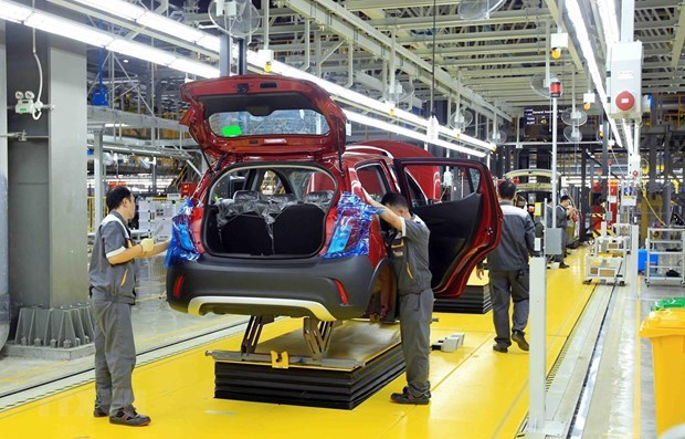 Vietnam's overseas investment soars 125 percent in seven months hinh anh 1