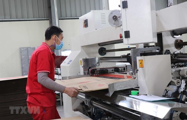 Over 1,100 enterprises in Bac Ninh IZs resume operations hinh anh 1