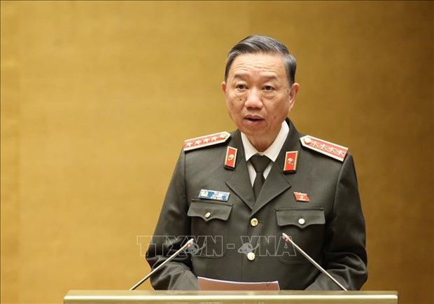 Vietnam, Laos forge cooperation in drug combat hinh anh 1
