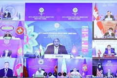 ASEAN calls for making COVID-19 vaccines global public goods