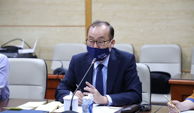 WHO committed to assisting Vietnam in COVID-19 response hinh anh 1