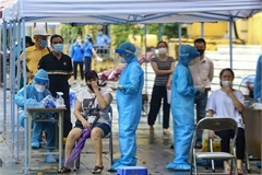 Vietnam's COVID-19 daily tally reaches 8,766 on August 11