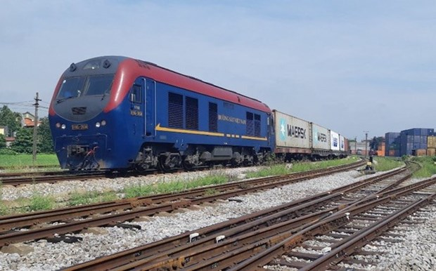 Railway sector sees great opportunities amid COVID-19 hinh anh 1