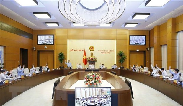 NA Standing Committee considers allocation of 2022 State expenditures hinh anh 1